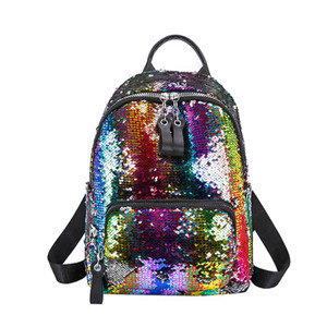 sequin backpacks for young girls