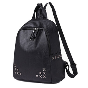 2019 PU cheap lady backpacks