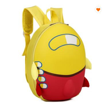 2019 new rocket shape EVA backpacks kid bags