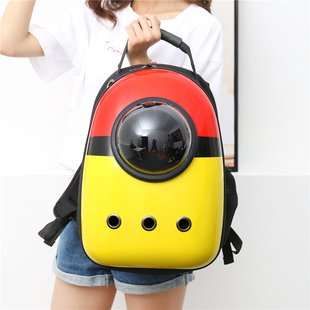 2020 PU pet bags backpacks